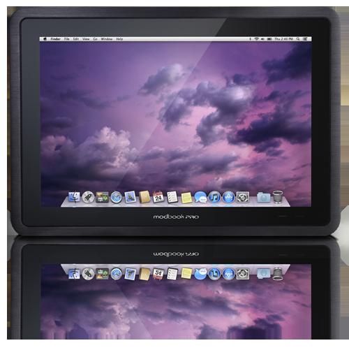 """Modbook Pro : """"la tablette tactile la plus large et la plus puissante du monde"""""""