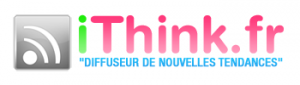 Ancien logo ithink.fr version 2007