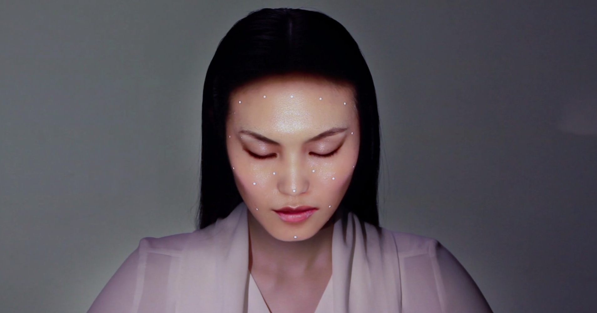 Omote: Real-Time Makeup Projection Mapping