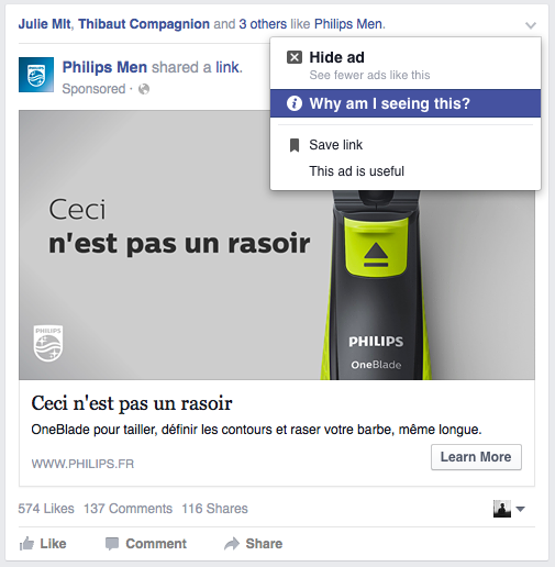 Facebook-Ads-Philips-Why