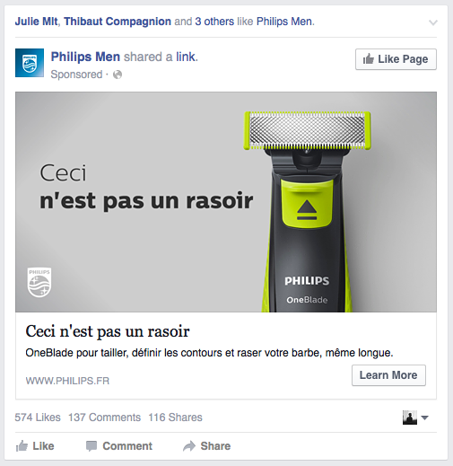 Facebook-Ads-Philips